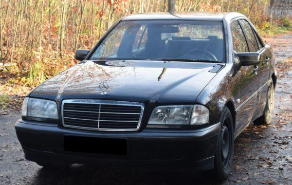 Mercedes C180 [1999]