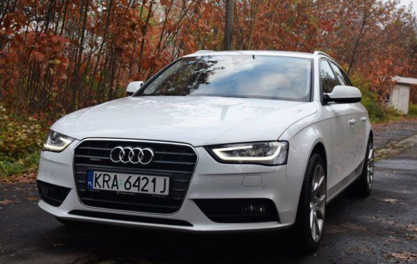 Audi A4 Avant 2.0 [2014]