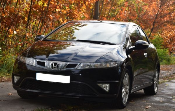 Honda Civic VIII 1.8 [2009]