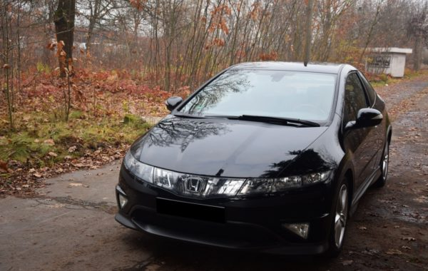 Honda Civic VIII 1.8 [2007]