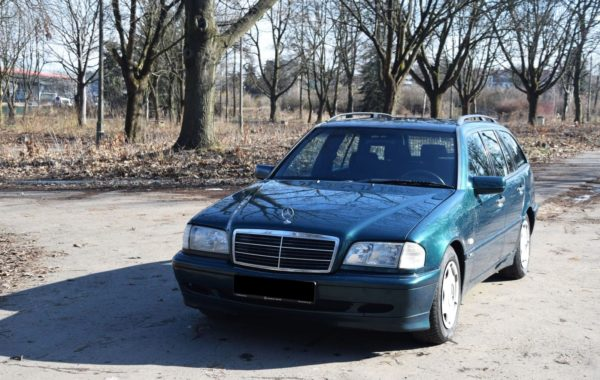 Mercedes C240 [1997]