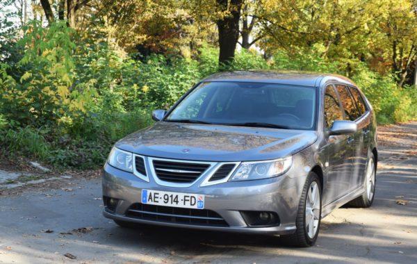 Saab 9-3 1.9 TiD [2007]