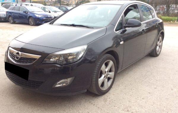 Opel Astra J 1.4 Turbo [2011]