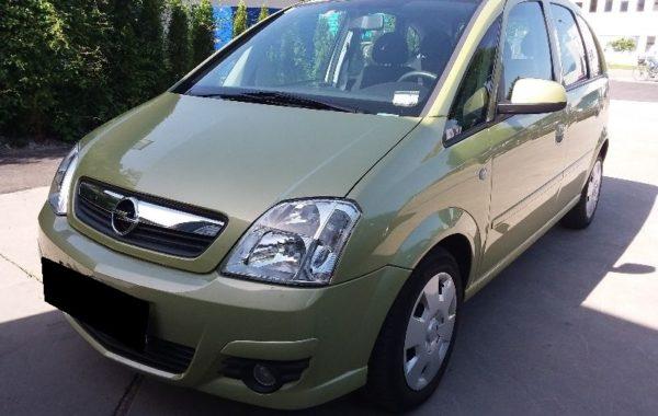 Opel Meriva A 1.6 [2007]